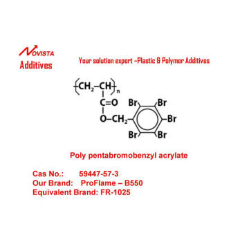 Poly Pentabromobenzyl Acrylate