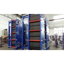 Intercambiador de calor tipo placa Ss316L Vt80 para pasteurización de jugos