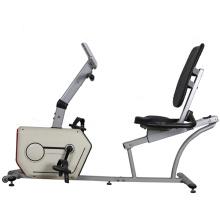 Домашний тренажерный зал Кардио Магнитный лежачий велосипед