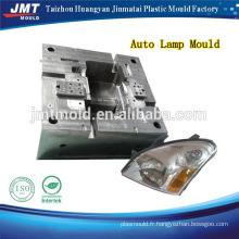 Machine de moulage en plastique de moule de lentille de lampe de voiture