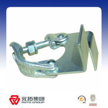 BS1139 forged scaffolding toe board clamp for 48.3mm pipe