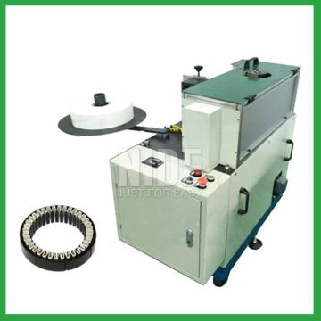 Economic type stator insulation paper inserting machine