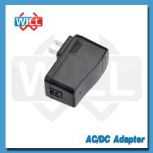 UL CUL CE 5V 2A Adaptateur secteur USB 10w avec US EU