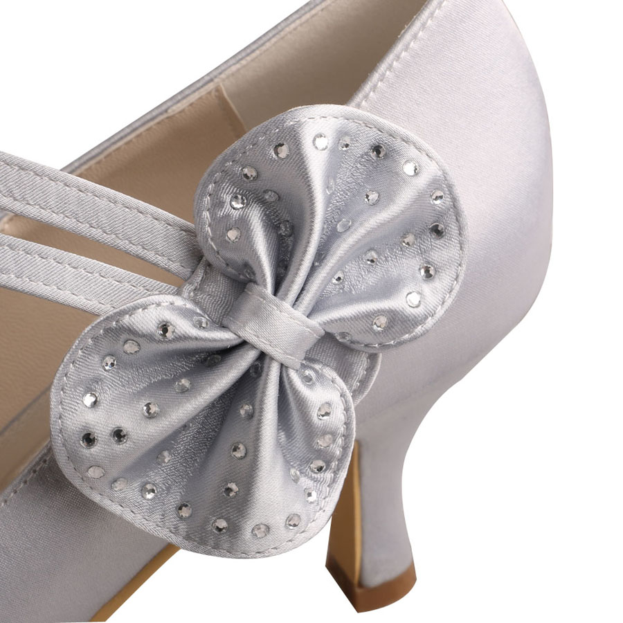 Heels With Bows