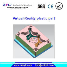 Virtual Reality (VR) Parte de moldeo por inyección de plástico