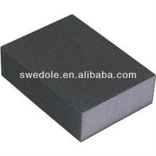 esponja que enarena del óxido de aluminio del precio al por mayor para la limpieza de los muebles
