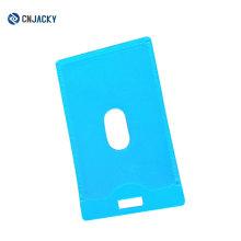 2017 Newly Designs RFID Blocking Plastic Hard Bingo Card Holders
