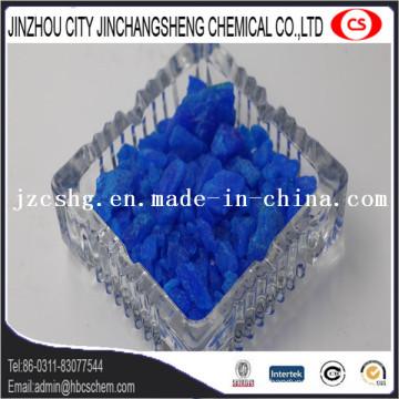 Industrie minière du sulfate de cuivre pentahydraté