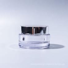 50g Heavy Wall Round Plastic PETG Jars (EF-J28050)