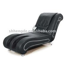 Lit de massage électrique de luxe avec massage par pression d'air