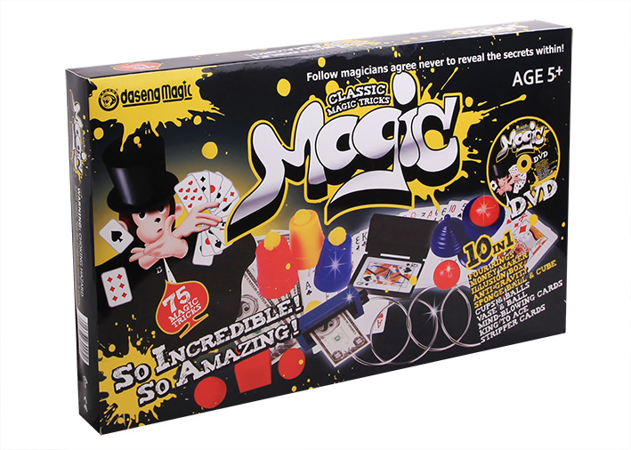 Magic Tricks Box