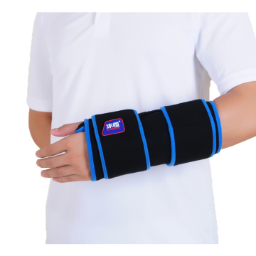 Envoltura de gel de mano reutilizable Ice Pack Therapy Cold