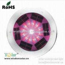 Uplight, lampe solaire de jardin lumière souterraine