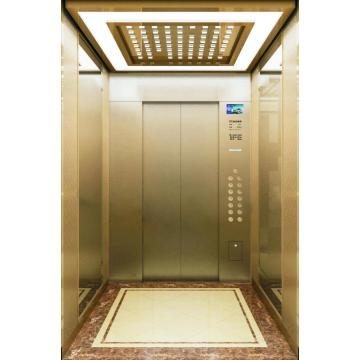 Rumah Tangga Villa Glass Home Elevator / lift kecil / Glass Home Elevator