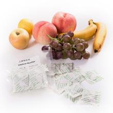 Ethylenabsorbierende Verpackungen und Filter verlängern die Haltbarkeit von Obst, Gemüse und Blumen