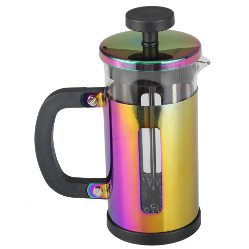 Venta caliente Pretty Glass French Press