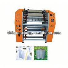 RW-500 top quality full Automatic used paper slitter rewinder machine