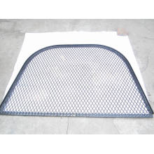Expanded Steel Window Well Grate