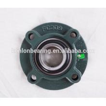 Aço cromado Gcr15 ucfc 211 rolamento de almofada