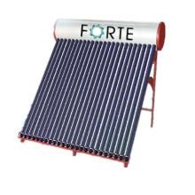 Chauffe-eau solaire compact de rendement élevé pour la maison