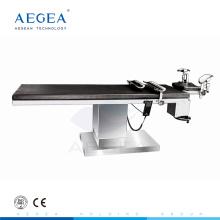 AG-OT027 hospital especialista en energía eléctrica paciente tratamiento mesa de operaciones quirúrgica