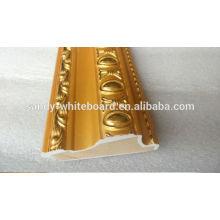 Golden frame frame, cross-stitch frame picture frame lines