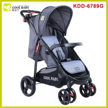 CE утвержденная прогулочная коляска младенца подгонянная цвет / коляска младенца