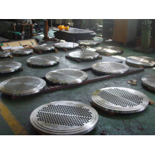 Q345R Tubesheet Drilling Tubesheet For Large Central Air Conditioning