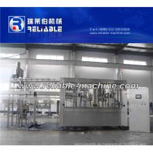Máquina de planta de proceso de fabricación de agua mineral de botella completa
