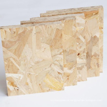 YUJIE construction use cheap price wood panels OSB on sale