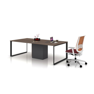 modern luxury wooden furniture for meeting room