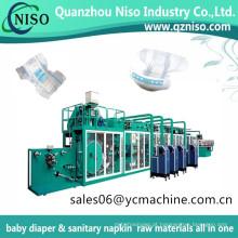 Maquina de Fralda Semi Automática para Bebés de Fralda de Bebé Ultra-nocturna