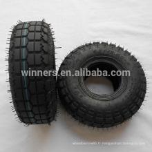 4.10 / 3.50-4 pneumatique en caoutchouc pneu / scooter pneu