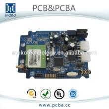 Placa de alta freqüência do PWB, placa de circuito impresso