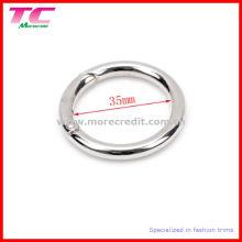 Metal Spring Gate anel para bolsa