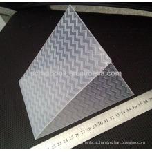 """5 x 7"""" recados de pasta para fabricação de placa de gravação"""