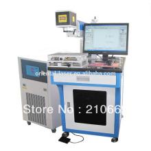 Bonne configuration équipement de marqueur de laser de fibre à vendre