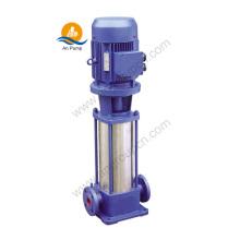 Vertikale Edelstahl-Zentrifugal-Mehrstufige Pumpe