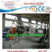 NOVA tecnologia de TPU layflat mangueira linha da máquina