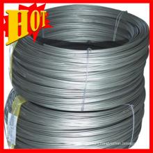 ASTM B863 Gr9 Pure Titanium Wire in Stock