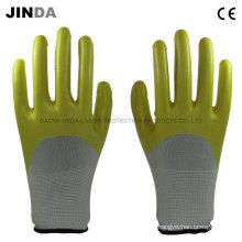 Защитные рабочие защитные перчатки с защитой от нитрила (NH001)