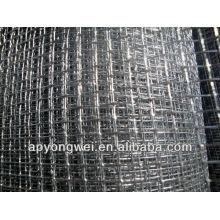 0.64mm galvanized square mesh