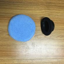 Auto Care Microfiber Wax Applicator Car Polishing Pad Sponge for Clean Auto Care Microfiber Wax Applicator Car Polishing Pad Sponge for Clean