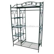Bedroom Metal Wardrobe Design for Sale