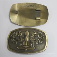 Logo 3D personnalisé Boucle en bronze antique