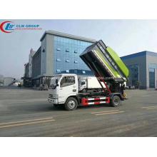 New Arrival DFAC D6 Rear Loader Compactor Truck