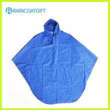 Nylon PVC Raincoat for Bike Rpy-061