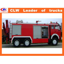6*4 North Benz Fire Fighting Trucks