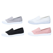 New Arrival Comfortable Girl′s Canvas Shoes (NF-1)