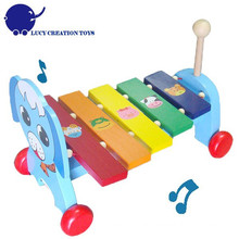 Puppy Holz Xylophone Spielzeug